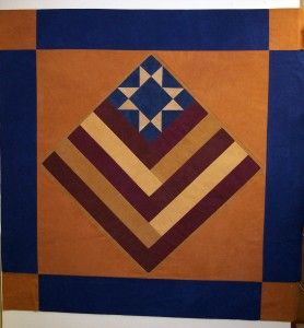 Liberty from McCall's Quilt Quilts May 2005 issue - Cherrywood Fabrics