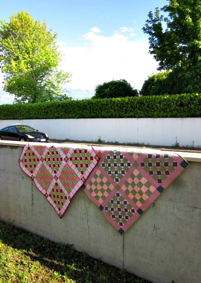 Reproduction Baby Quilts