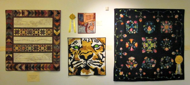 Wall Quilts in the Gallery