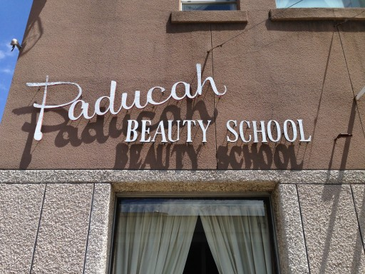 Beauty School Sign 1