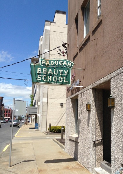 Beauty School Sign 2