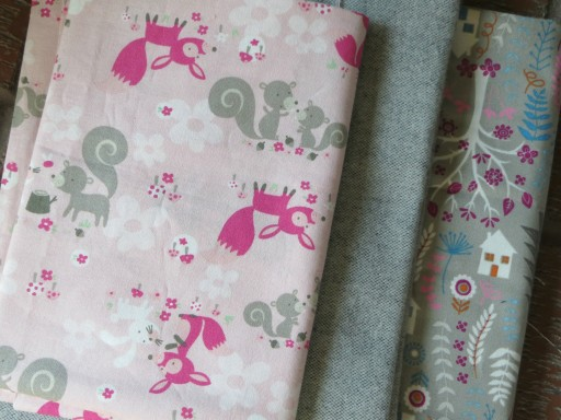 Sweet Little Fabric Adds