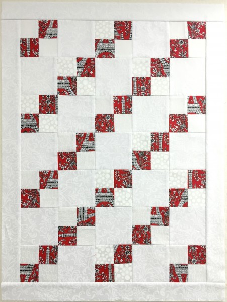 Paris Doll Quilt